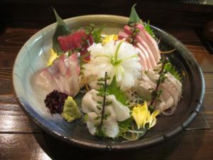 maishin sashimi © Tokyo Food File