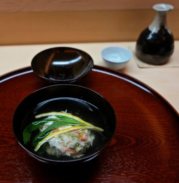 Matsukawa owan kani shinjo © Tokyo Food File