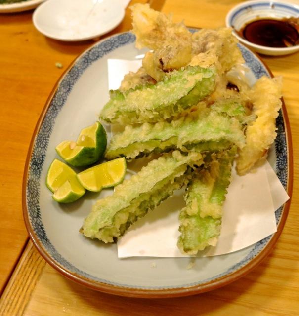 Ajisen tempura © Tokyo Food File