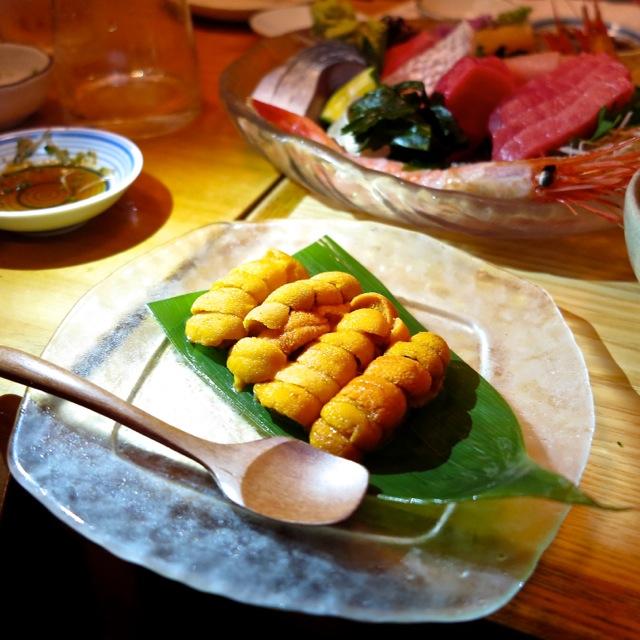 Ajisen uni 2 © Tokyo Food File