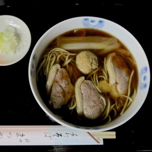 kanda matsuya kamo nanban © Tokyo Food File