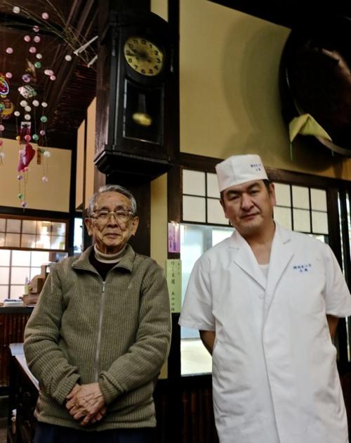 kanda matsuya 2 generations © Tokyo Food File
