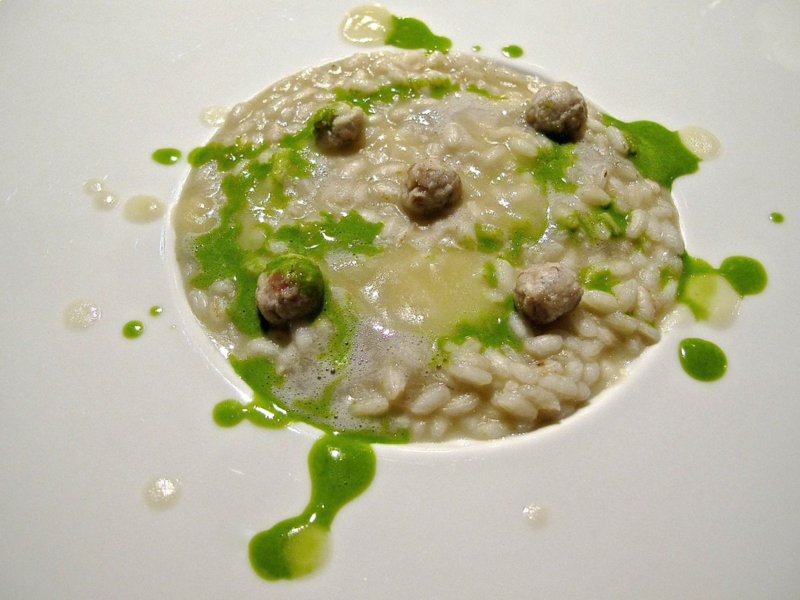 francescana risotto © Tokyo Food File
