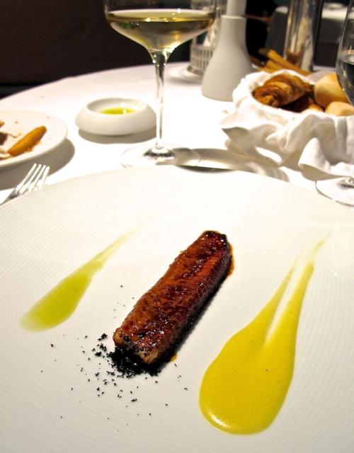 francescana eel swam up the Po © Tokyo Food File