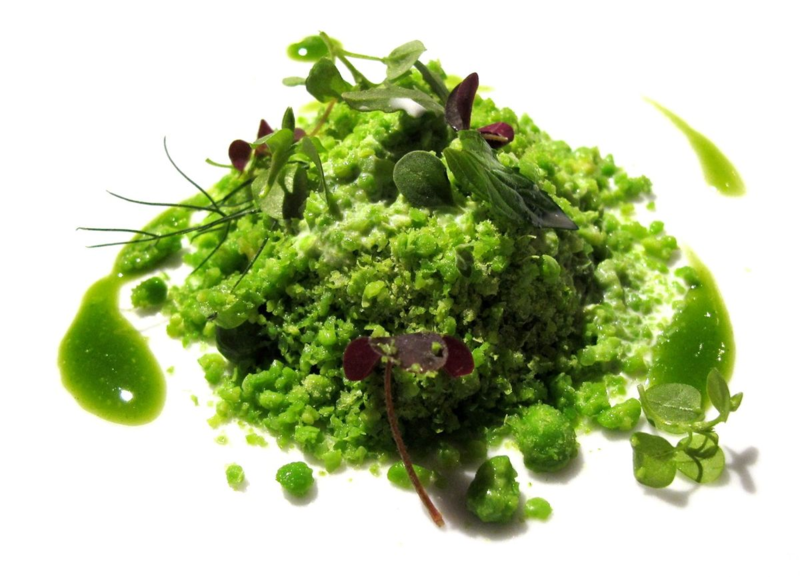 francescana Green © Tokyo Food File