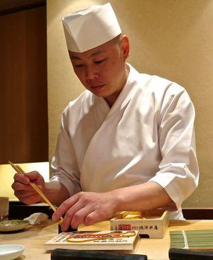 Chef Hisayoshi Iwa 9 © Tokyo Food File