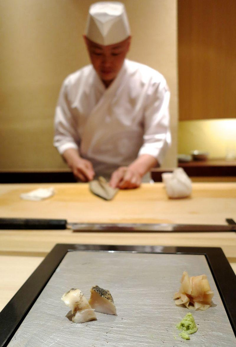 Chef Hisayoshi Iwa 3 © Tokyo Food File