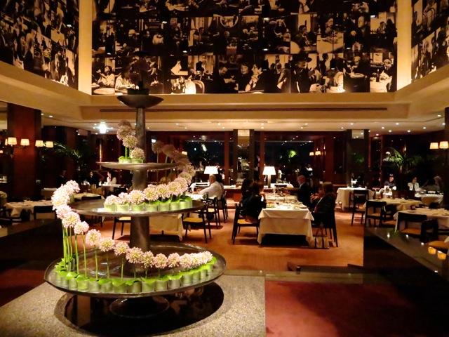 Girandole entrance © Tokyo Food File