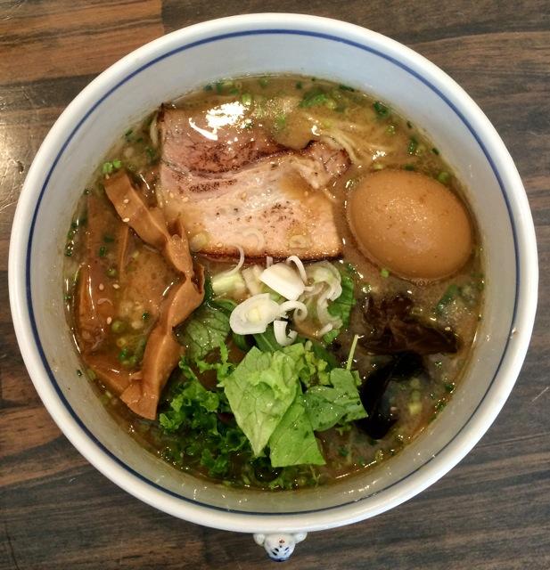 Ichikanjin shoyu ramen w:egg © Tokyo Food File