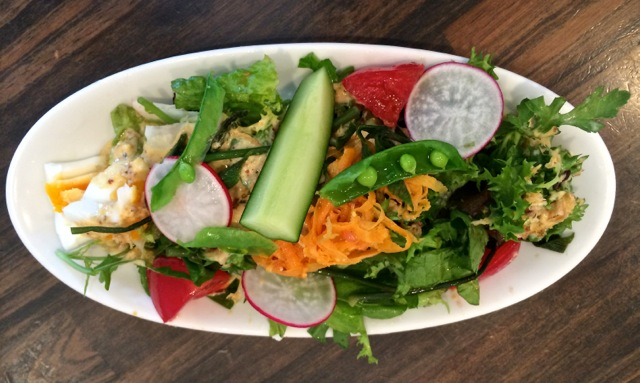 Ichikanjin salad © Tokyo Food File