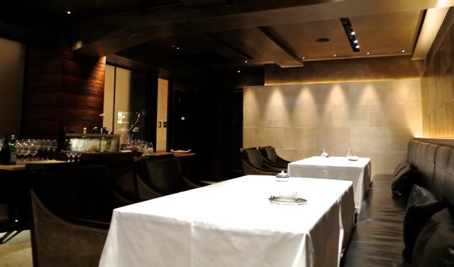 Tirpse diningroom