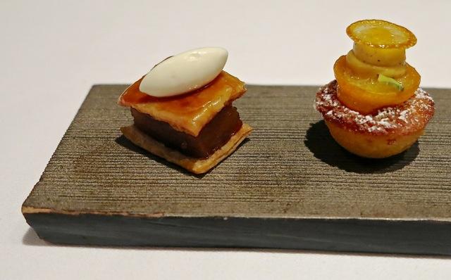 Tirpse mignardises © Tokyo Food File