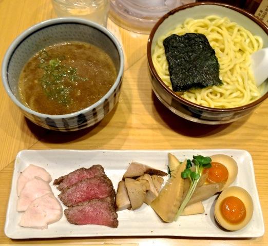 Kagari tsukemen © Tokyo Food File