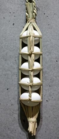 Kome straw eggs © Tokyo Food File