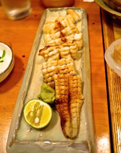 Ajisen anago © Tokyo Food File