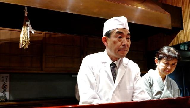 Chef Nakahigashi © Tokyo Food File