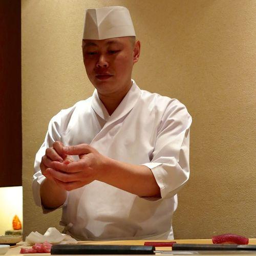 Chef Hisayoshi Iwa 2 © Tokyo Food File