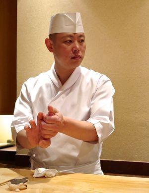 Chef Hisayoshi Iwa 8 © Tokyo Food File