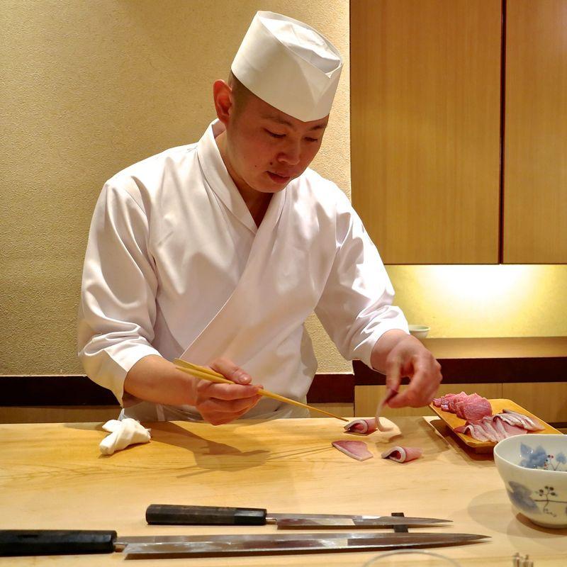 Chef Hisayoshi Iwa 1 © Tokyo Food File