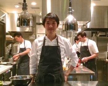La Bonne Table Chef Nakamura © Tokyo Food File
