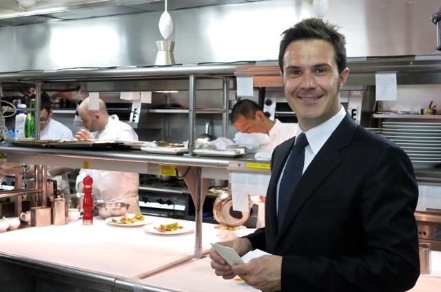 Garance @ Girandole Guillaume Muller © Tokyo Food File