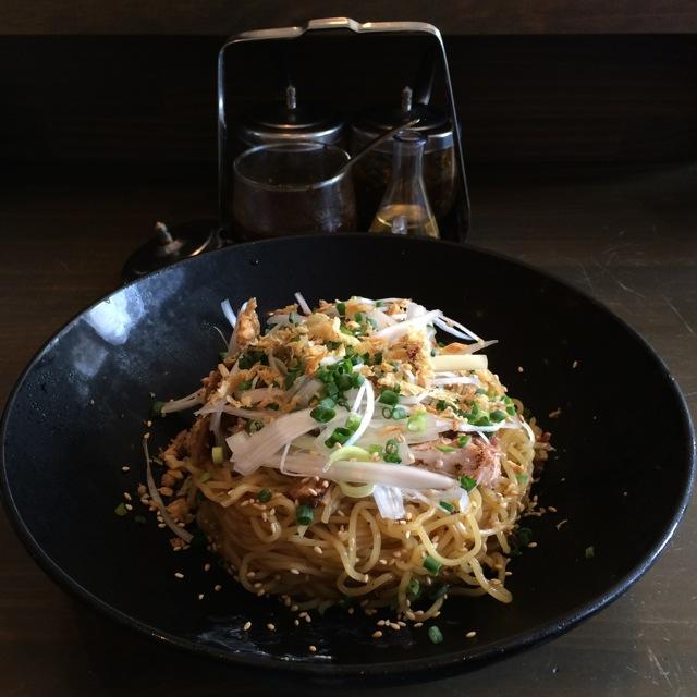 Ichikanjin aesoba © Tokyo Food File