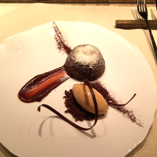Jean-Georges Tokyo: First Impressions