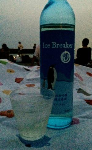 beach Ice breaker © Tokyo Food File