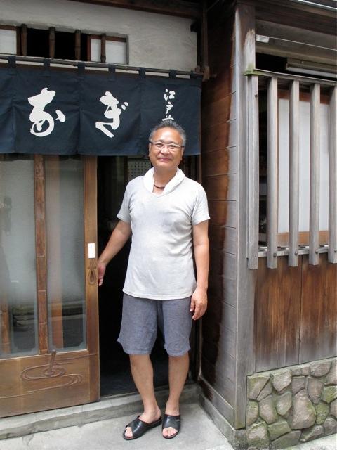 Matsuyoshi Enomoto-san © Tokyo Food FIle