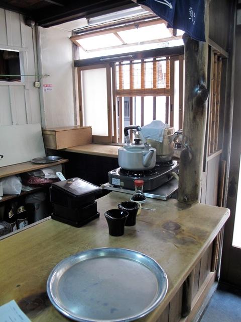 Matsuyoshi kettle © Tokyo Food FIle