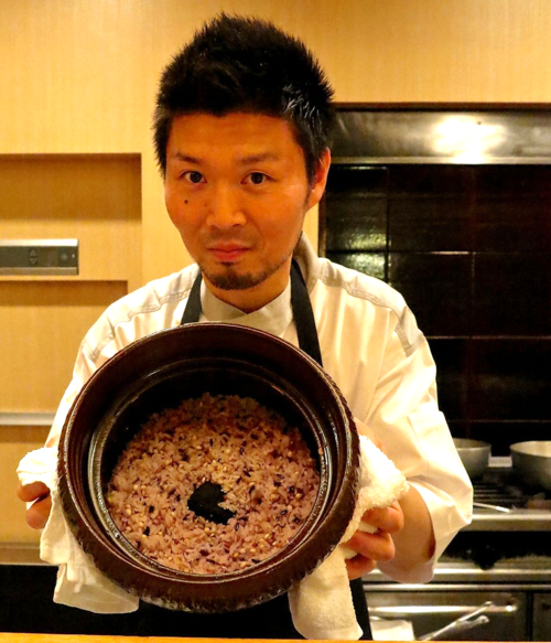den-florilege chef zaiyu © Tokyo Food File