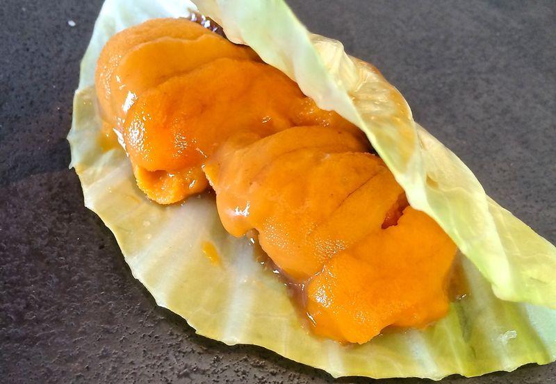 Nomatokyo uni2 © Tokyo Food File
