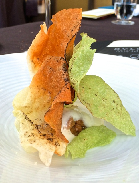 Crunchy lasagna massimo x luca © Tokyo Food File