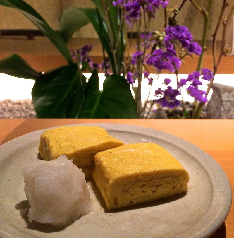 Kamiyama - tamagoyaki © Tokyo Food File