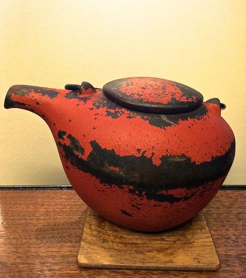 Kamiyama - sobayu kettle © Tokyo Food File