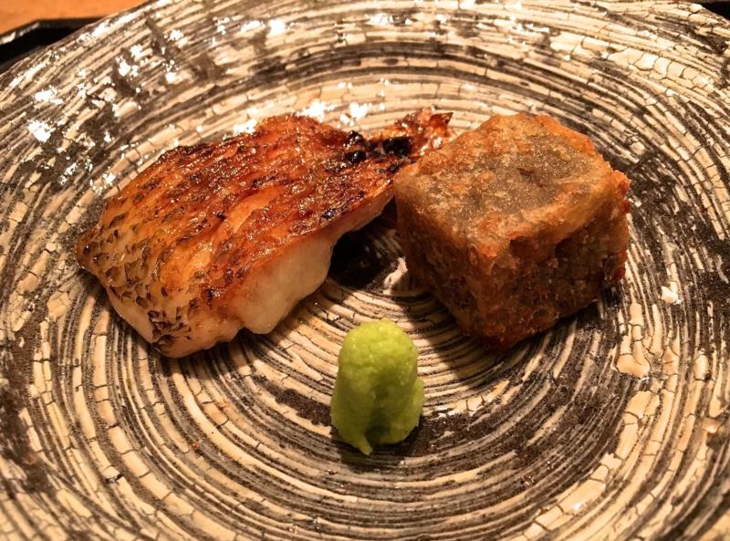 Kohaku nodoguro © Tokyo Food File