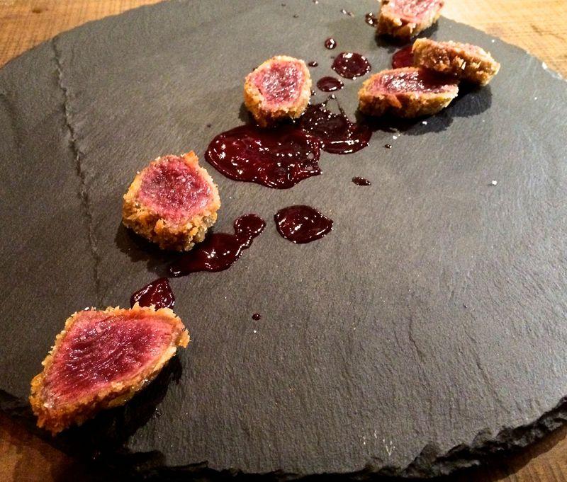 S&T venison katsu © Tokyo Food File