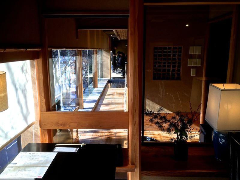 Matsubara-an interior 3 ©Tokyo Food File