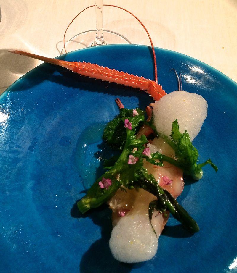 Alex akaza-ebi © Tokyo Food File