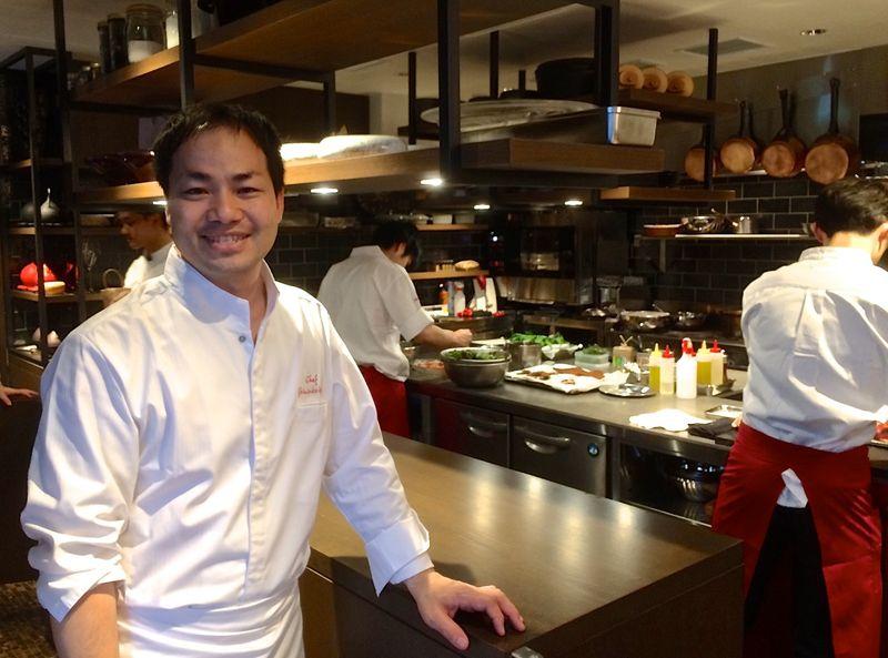 Sincere - chef Ishii © Tokyo Food File