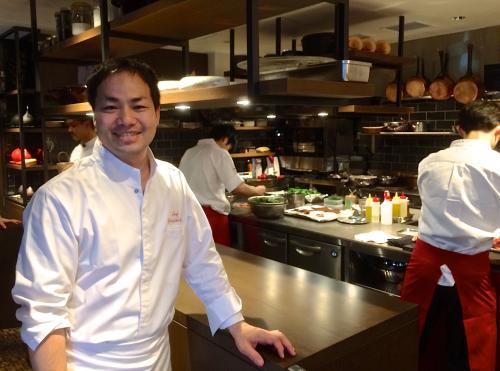 Sincere chef Shinsuke Ishii © Tokyo Food File