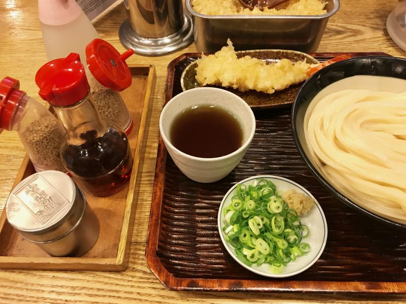 Maruka tsuke udon 2