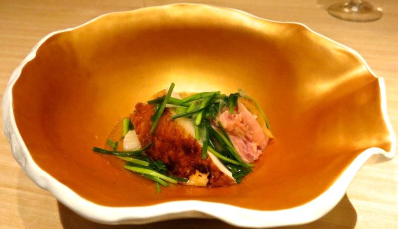 den-florilege guineafowl © Tokyo Food File