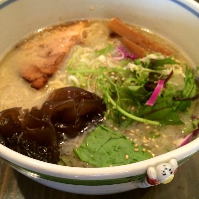 Ichikanjin tonyu © Tokyo Food File