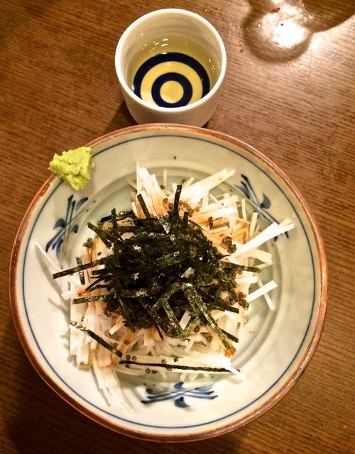Nakamura Shokudo yama-imo sengiri © Tokyo Food File