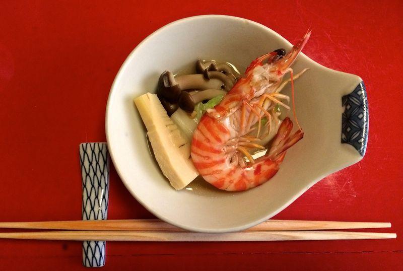 Nabeya ebi © Tokyo Food File