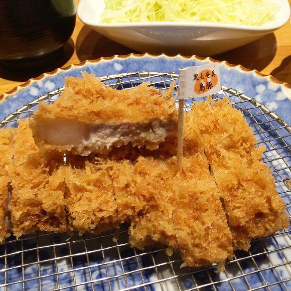 Special tonkatsu