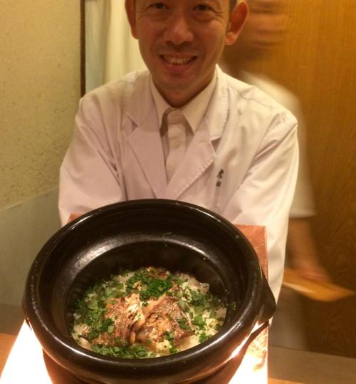 kohaku donabe © Tokyo Food File