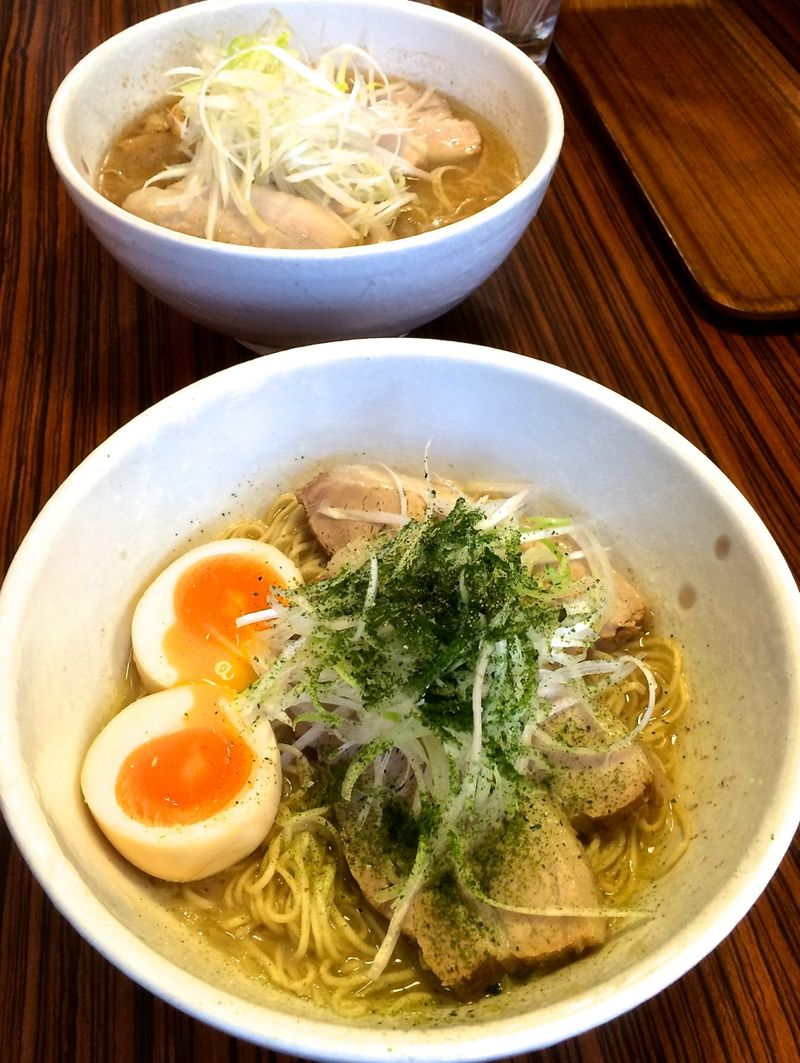 Ivanramen mazemen © Tokyo Food File