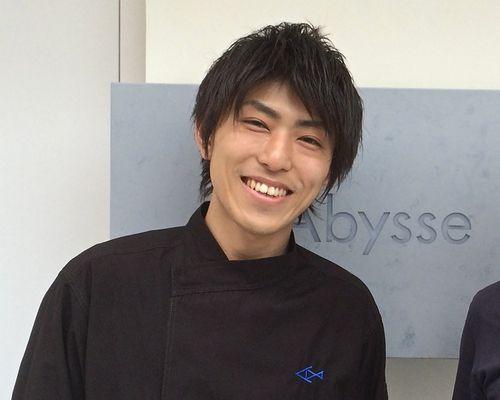 Abysse chef meguro © Tokyo Food File